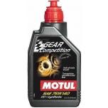 MOTUL GEAR OIL COMPETITION 75W140 1L (BMW, MOTO GUZZI)