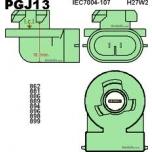 PIRN 12V 50W POLARIS PGJ13 FLÖSSER FL886 / NARVA 48056